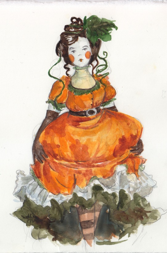 pumpkindress
