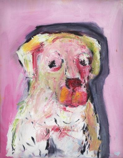 Garbaccia, Oil Painting, 18x24, 2018