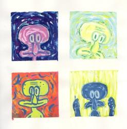 Seasons of Squidward